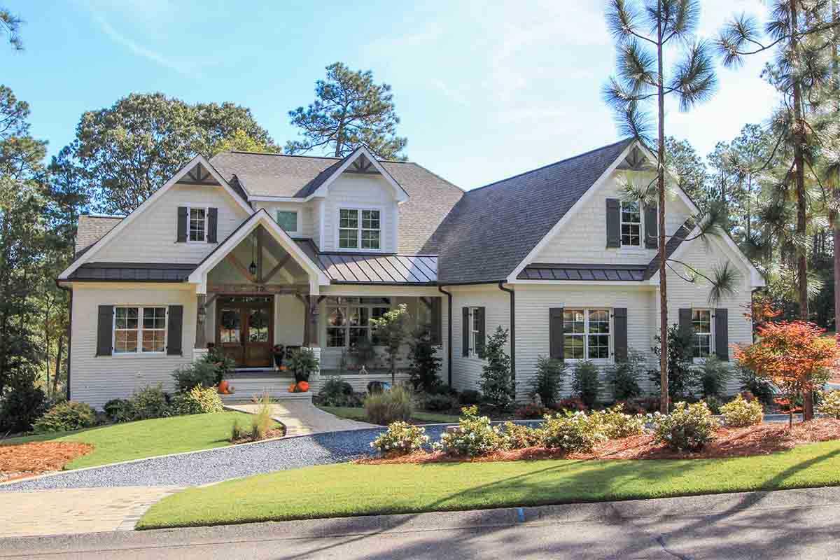 Beautiful Pinehurst Home Elite Roofing Llc