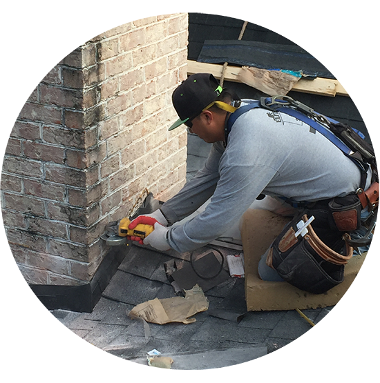 roof inspections and repairs by certified technicians